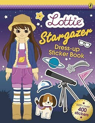 Lottie Dolls: Stargazer Dress-Up Sticker Book by Penguin Books Ltd...