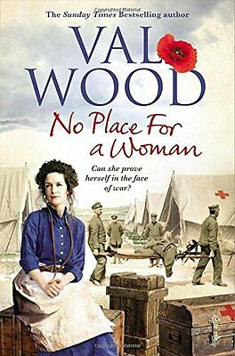 No Place for a Woman by Val Wood (Paperback, 2017)