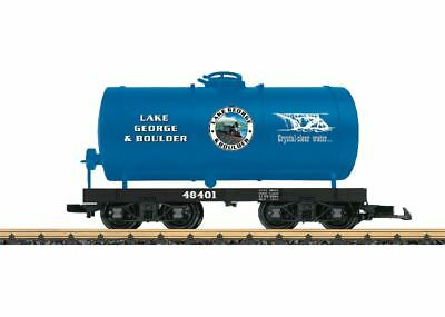 LGB 48401 | Tankwagen, Lake George and Boulder Spur 2m
