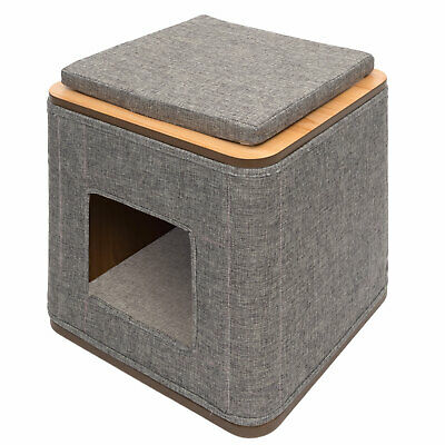 Vesper Cat Cubo Lounge Hideout Furniture Scratcher