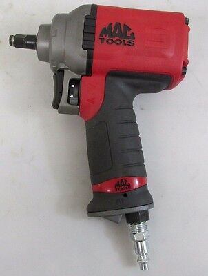 "MAC Tools 3/8"" Drive Titanium Air Impact Socket Wrench AWP038 Pneumatic"
