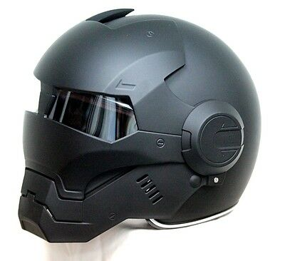 Casque Moto Ironman Iron man