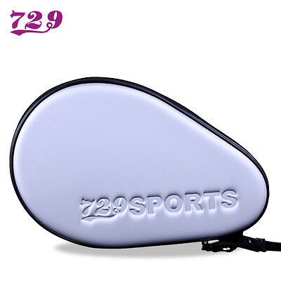 729 Friendship Table Tennis Bag (Hard Cover) Ping Pong Case