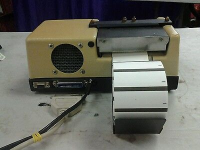 Cognitive Solutions Barcode Blazer Thermal Label Printer M# dD2420e gently used
