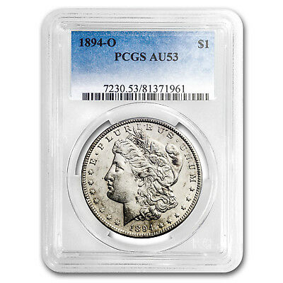 1894 Morgan Dollar XF-40 NGC