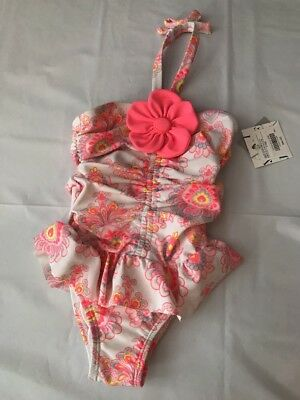 Janie and Jack Girls Swimsuit 2t