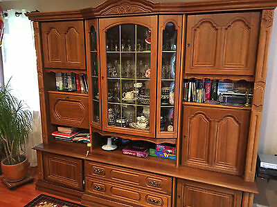 German Armoire / Bookcase