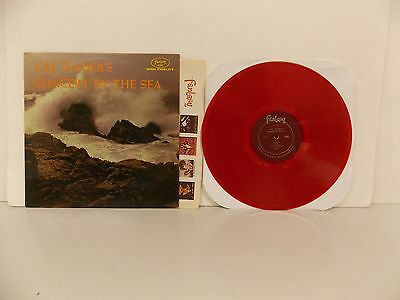 Cal Tjader's  - Concert By The Sea -  Jazz  LP - Promo - Red Vinyl