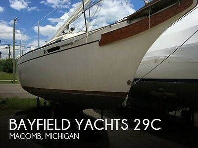 1983 Bayfield Yachts 29C Used