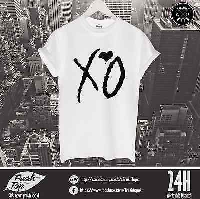 XO T Shirt Ovoxo Drake Dope Hip Hop Music Festival Beyonce Flawless The Weekend