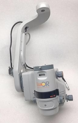 Luxor ILLUMIN-i Ophthalmic Microscope Surgical Head 4MP Technology, WD 175