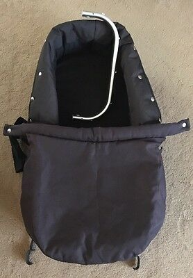 Baby Jogger City Select Bassinet Kit- Black