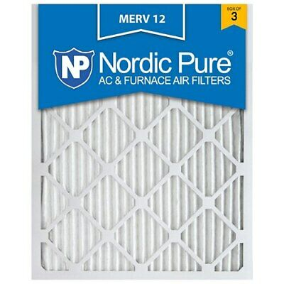 16x25x1 Air Filter Furnace Merv 12 13 Filtrete Filtretetm 3M Bulk Honewell 8 11