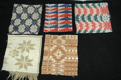 Lot Antique Coverlet Pieces for Pillows Stockings Appliques Pin Keeps - C