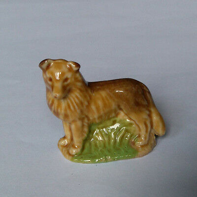 WADE 1970s Animal COLLIE English Whimsies Set Six 1975