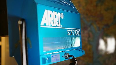 Arri Soft 2000 Studio Light