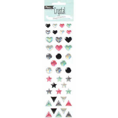Artwrap Crystal Shaped Stickers