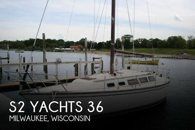 1979 S2 Yachts 36 Used