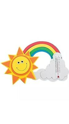 NEW Sun Thermometer Craft Kit Makes 1