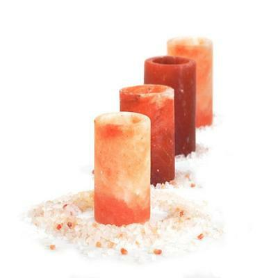 100% Authentic Himalayan Salt Shot Glasses Set of 4