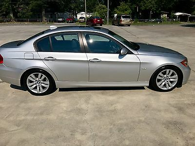 2008 BMW 3-Series  2008 BMW 328i Silver Sedan with Only 49,580 Miles Lots of Options!