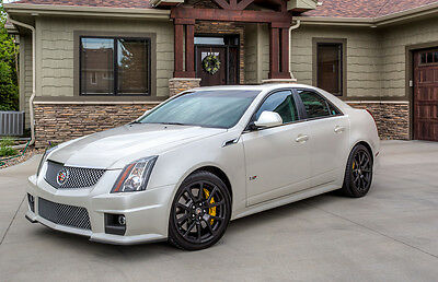 2011 Cadillac CTS CTS-V Cleanest CTS-V on EBAY, Must see!!!! Low Miles
