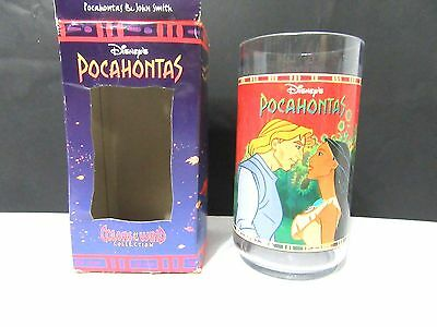 Pocahontas Burger King Glass ~ New In Box