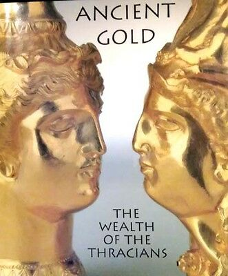 Ancient Thrace Gold Treasure Jewelry Hellenic Trojan War Greek Roman Phoenician