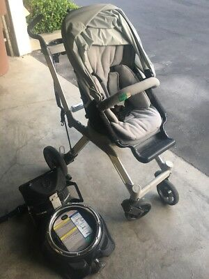 Orbit Baby G2 Travel System Stroller And Car Seat & Base