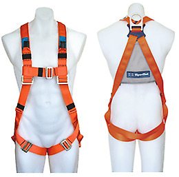SPANSET 1100 Tradie Full Body Fall Arrest Harness