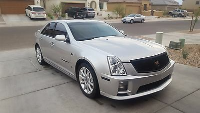 2006 Cadillac STS V 2006 Cadillac STS-V - Low Miles, clean title