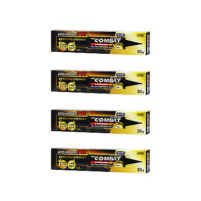 Combat Professional Cockroach Gel Bait 1tube 55g Syringes Of Bait Household Supplies & Cleaning