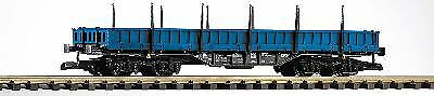 Piko 37763 | G-Niederbordwagen Res Press V m. Rungenw Spur 2m