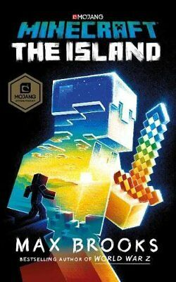 Minecraft: The Island: (The First Official Minecraft Novel), Max Brooks