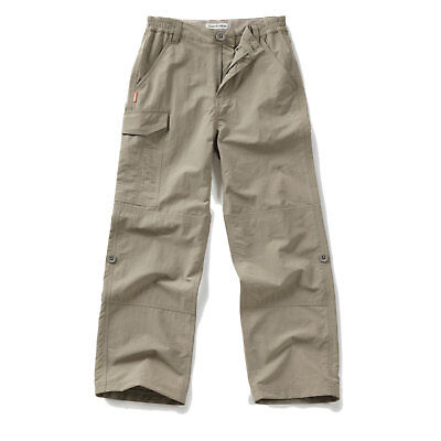 Craghoppers Nosilife Kids Cargo Trousers