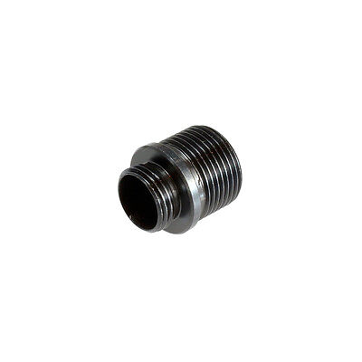 AIRSOFT GBB MADBULL Steel Thread Adapter for  WE MEU 1911 & SOCOMGEAR 14mm CCW