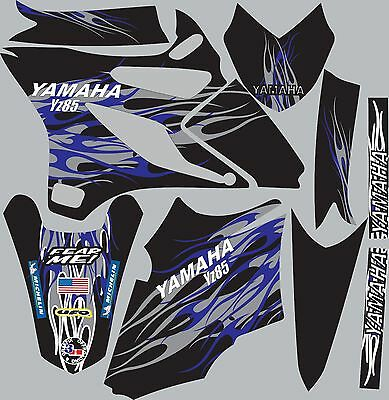 Graphics for 2015-2016 Yamaha YZ85 YZ 85 Decal Stickers