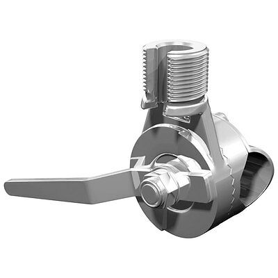 Shakespeare 4190 Stainless Steel Ratchet Rail Mount for 22/25mm Rails (ARMRM-S)