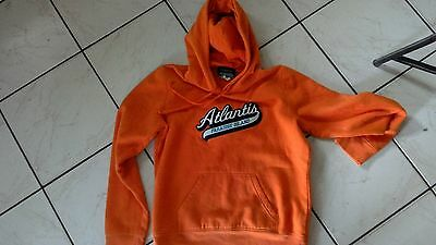Kid's Jones & Miitchell Alantis Paradise Island  Pullover Hooded Sweatshirt L