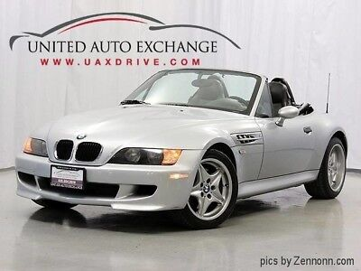 1999 BMW M Roadster & Coupe M Roadster Convertible 2-Door 1999 BMW M Roadster 5-Speed Manual