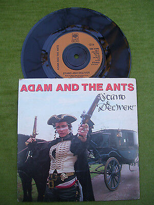 """ADAM AND THE ANTS """" Stand and deliver / Beat my guest """" GBS 1981"""