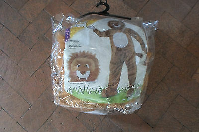 Plush Leo the Lion Adult Costume 67720 Mascot High Quality Good Condition