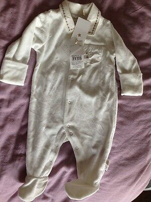 Mothercare baby bodysuit Up To 3 Months
