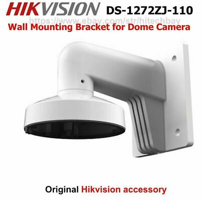 Hikvision DS-1272ZJ-110 Wall Mounting Bracket for 2132/2135/2142/2152/2155/2185