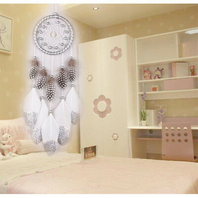 Home American Native Dream Catcher Feathers Hanging Decoration Gift Room Decor