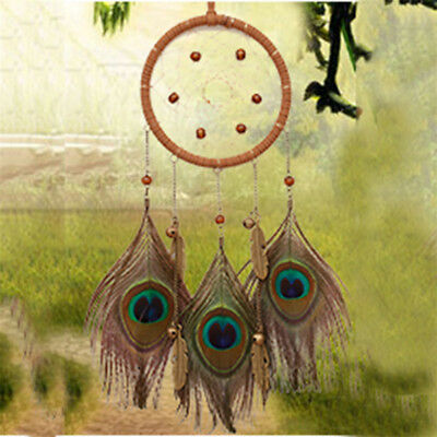 American Native Dream Catcher Feathers Hanging Decoration Gift Car Decor