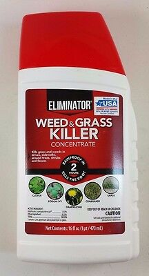 Eliminator Weed And Grass Killer Liquid Concentrate 16 fl oz