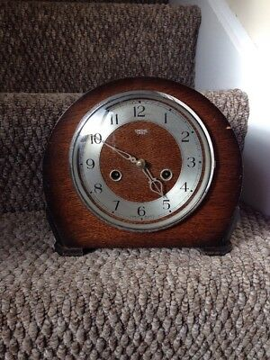 Smiths Enfield Mantle Clock
