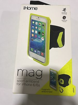 iHome mag Armband case for iPhone 6/6s/7