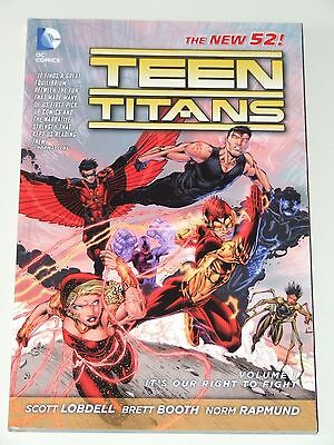 Teen Titans TPB (2012 DC The New 52) Volume 1